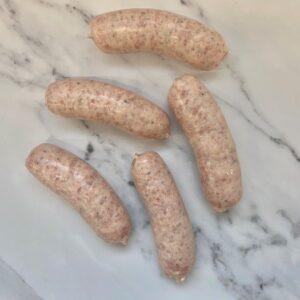Cracked Black Pepper Sausages